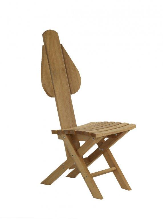 chaise en bois chaise alice en pin trait e au saturateur. Black Bedroom Furniture Sets. Home Design Ideas