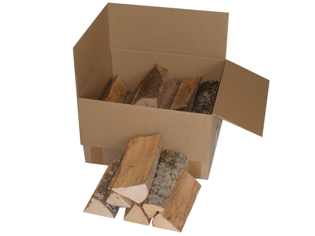 Bois de chauffage longueur 33 cm en carton de 20 kg - Acacia bois de chauffage ...