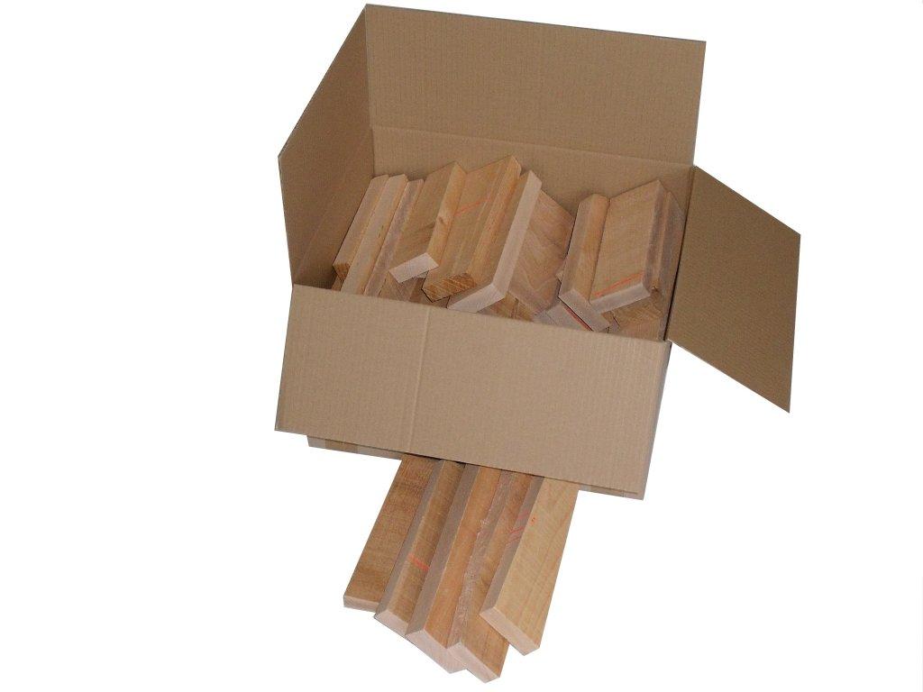 bois de chauffage chutes de planches de h tre en carton de 20kg d jeuner au jardin. Black Bedroom Furniture Sets. Home Design Ideas