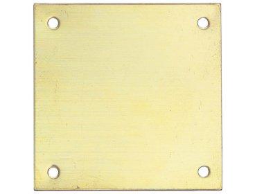 Accessoires Porte Du0027entrée. Plaque Pleine 50 X 50