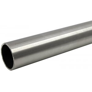 Tube 3 m Ø 42,4 mm pour main courante inox