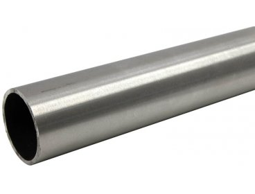 Tube 3 m Ø 12 mm pour main courante inox