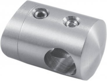Support barreaux traversant inox 304 pour main courante